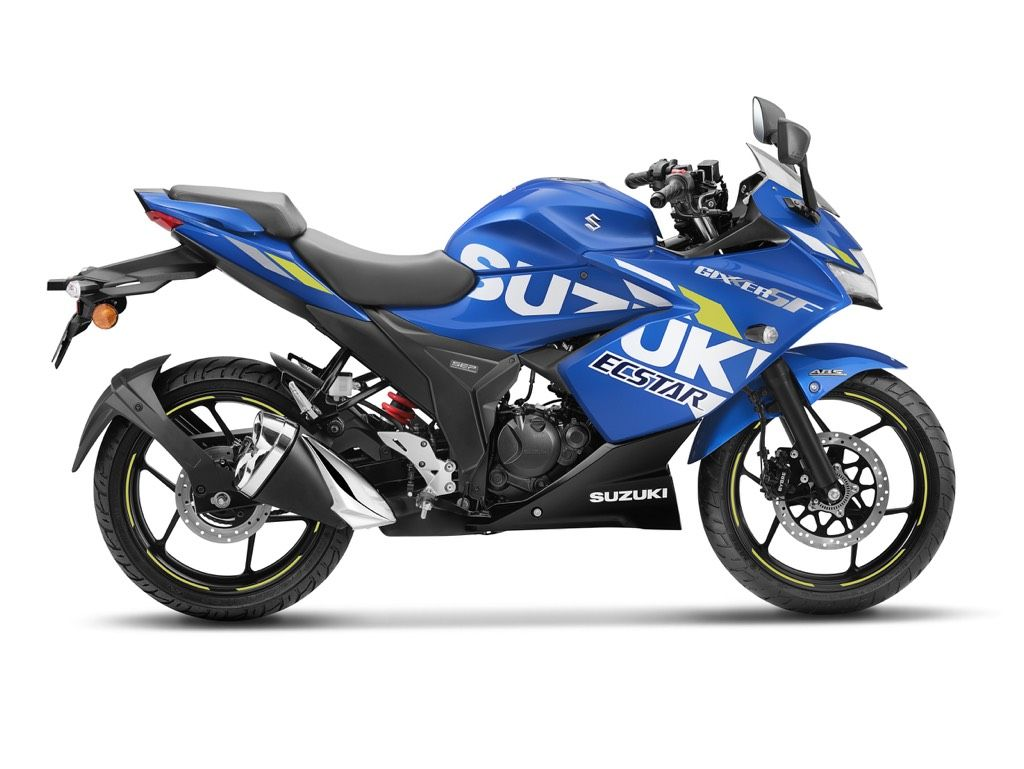 Suzuki Gixxer Gixxer Sf Bs6 Launched Priced From Rs 1 11 Lakhs