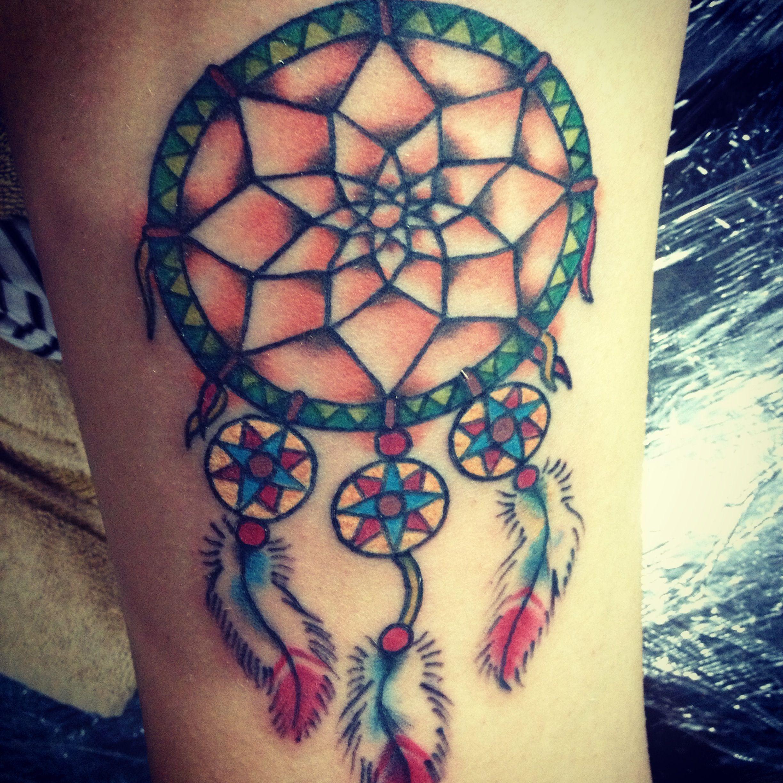Dreamcatcher tattoo    #tattoo #ink #art