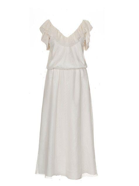 Ruffle Wedding Dress 03/2012 #103 | Pinterest | Wedding dress ...