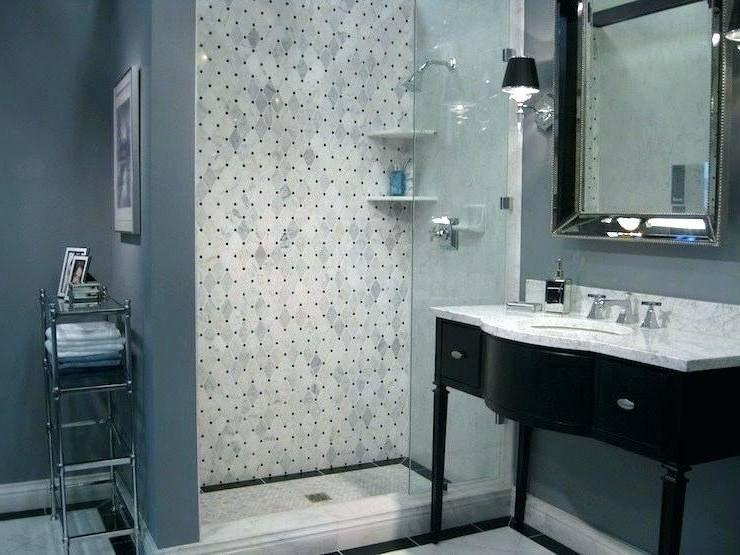 Gray And White Small Bathroom Ideas Wonderful Blue Grey Bathrooms Within Modern Navy Decorati Grey Blue Bathroom Navy Bathroom Decor Blue White Bathrooms
