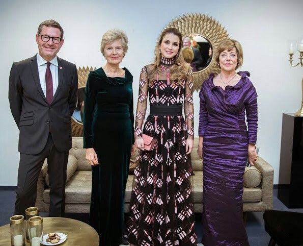On December 3 2016 Queen Rania Of Jordan Attends The A Heart For
