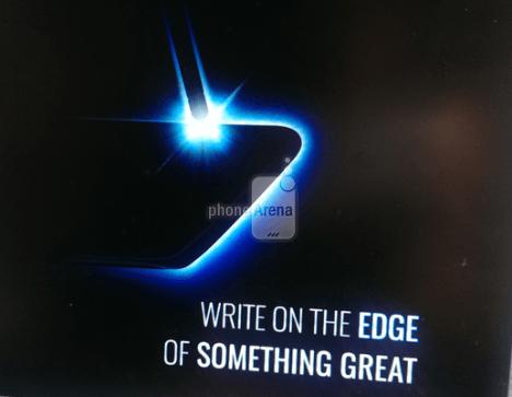 El Samsung Galaxy Note 7 podría tener su pantalla al estilo Edge