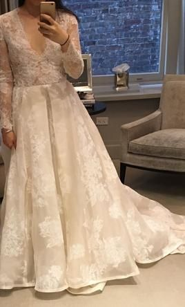 a00045ebd8f9d Monique Lhuillier Winslet Dress wedding dress currently for sale at 39% off  retail.