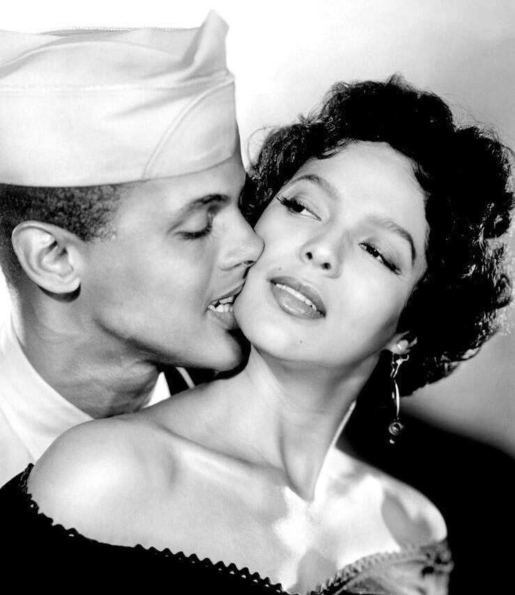 Harry Belafonte and Dorothy Dandridge………………..For more classic 60's and 70's pics please visit and like my Facebook Page at www.facebook.com/...