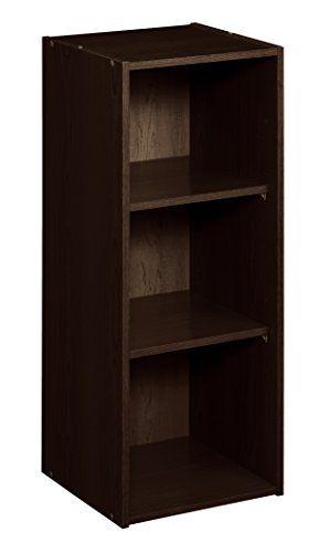 ClosetMaid #8985 Stackable 3-Shelf Organizer, Espresso ClosetMaid http://www.amazon.com/dp/B001M2EXQ2/ref=cm_sw_r_pi_dp_phXwvb12F1646