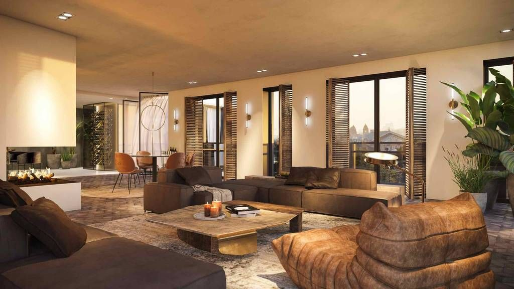 3 bedroom luxury Apartment for sale in Amsterdam, North ...