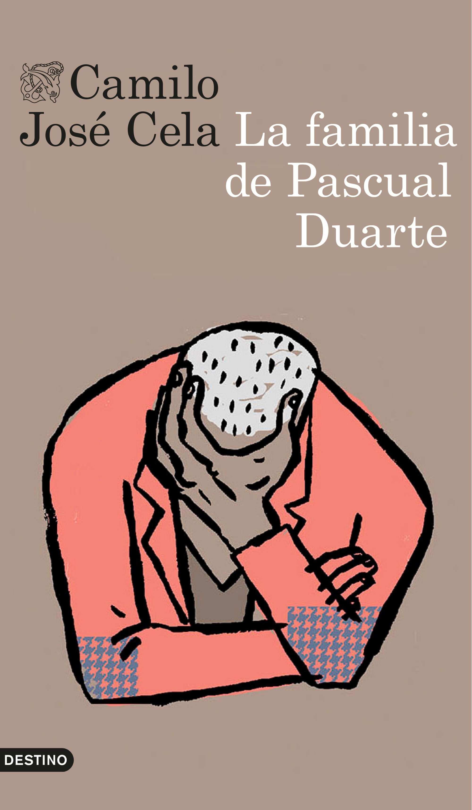Portada La Familia De Pascual Duarte Camilo Jose Cela 201510231045 Jpg 2000 3433 Fiction Books Ebooks Ebooks Library