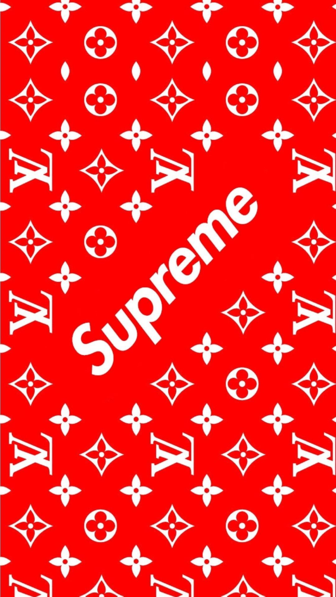 Bape Red Supreme Wallpaper Supreme Iphone Wallpaper Louis Vuitton Iphone Wallpaper