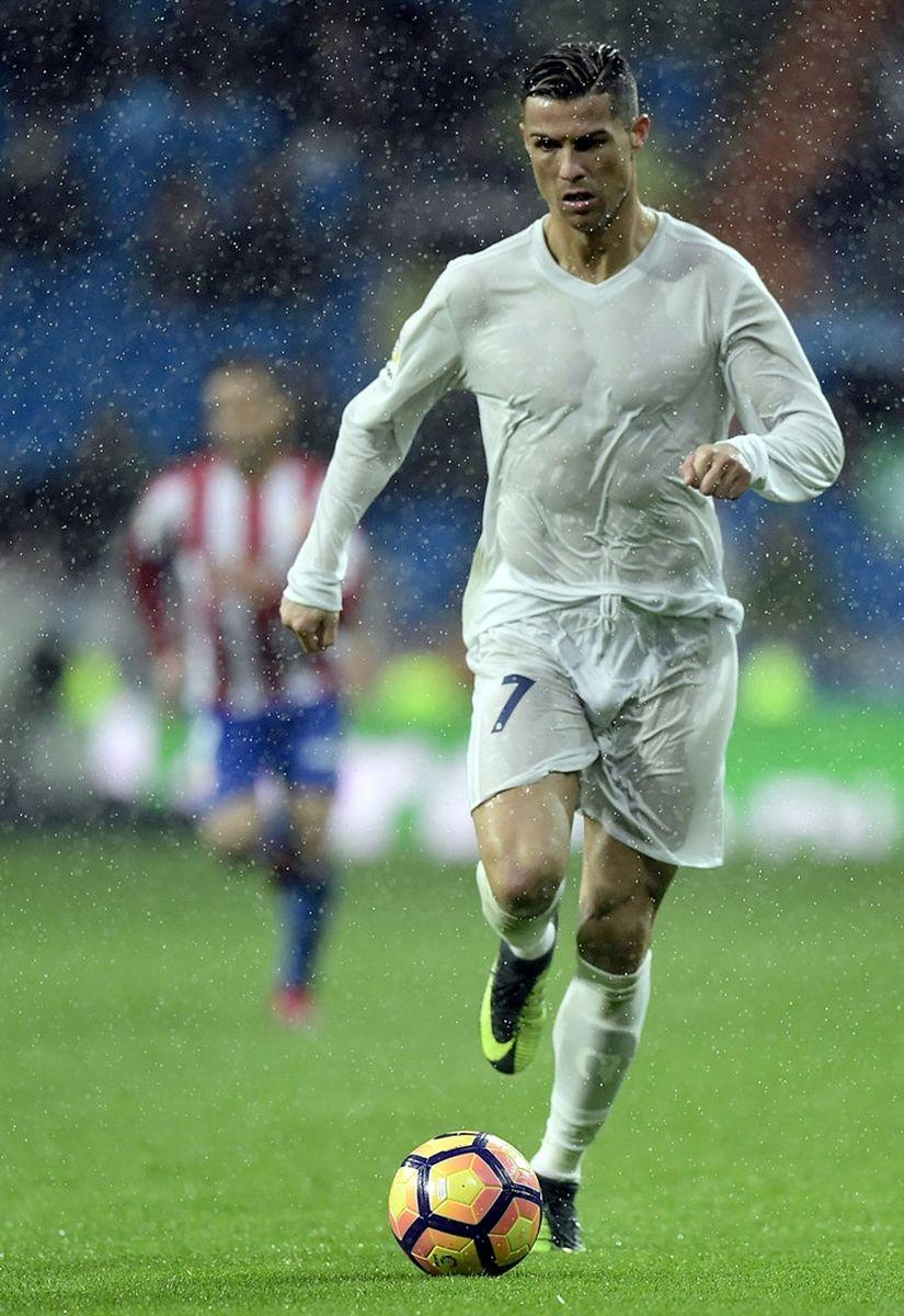 Naked Moški Znane Športniki Ronaldo, Cristiano-9294