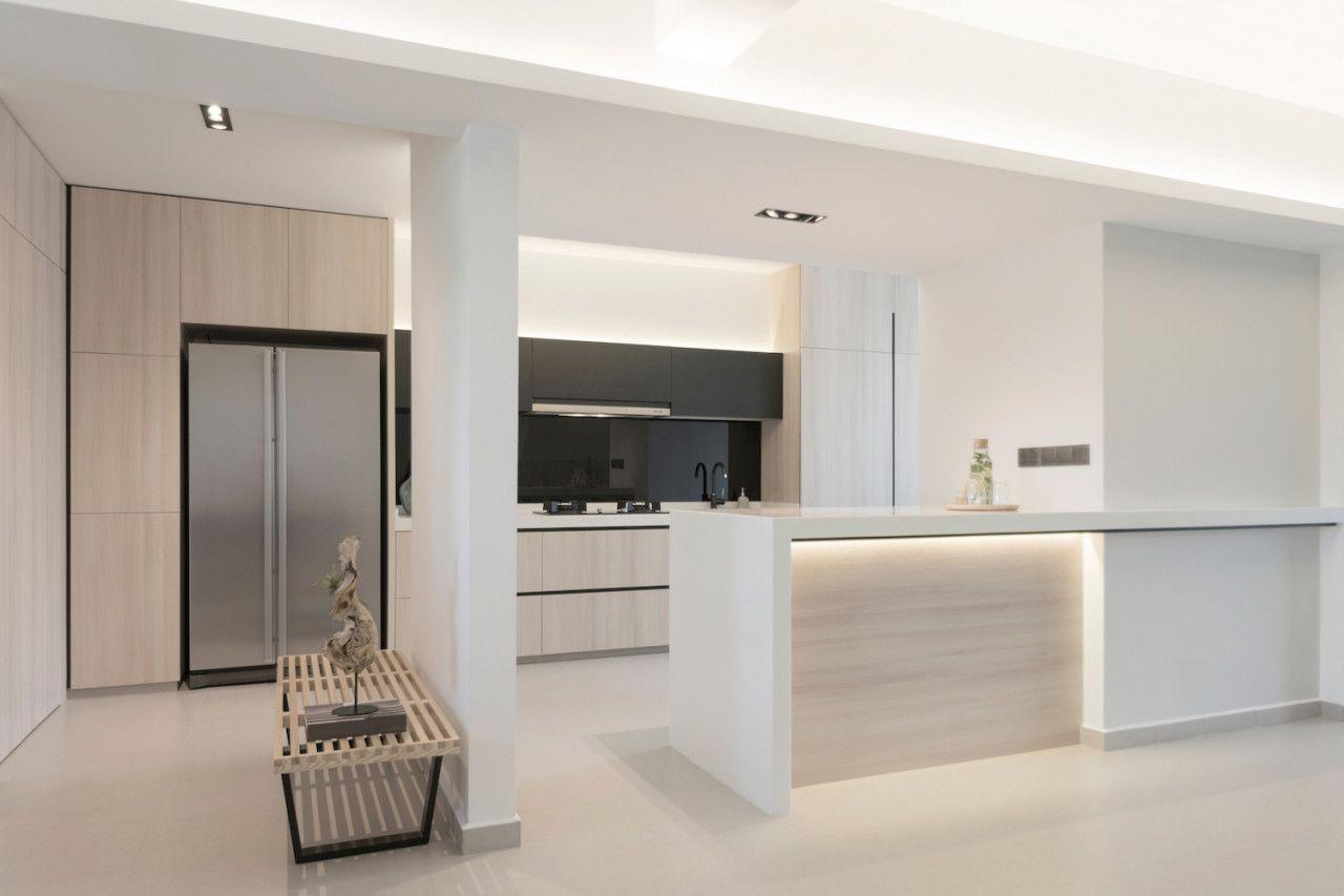 S Apartment by Right Angle Studio | Küchenschränke, Moderne häuser ...