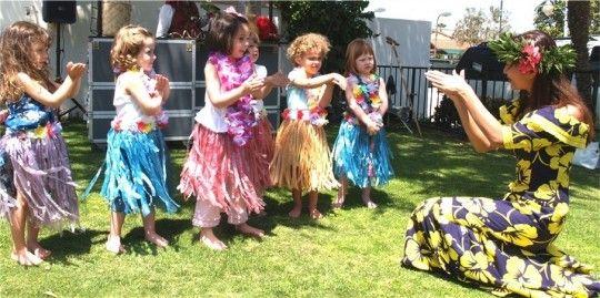 Hawaiian Luau Carmel, Indiana  #Kids #Events