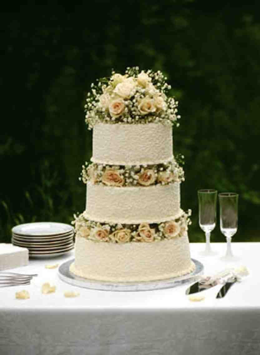 Homemade Wedding Cake Ideas | Wedding Cake Ideas | Pinterest ...