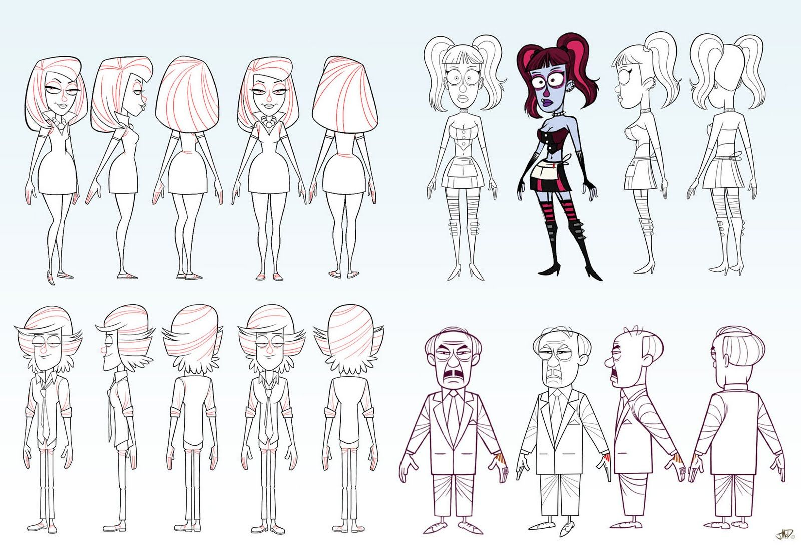 Character Design Group : Character design sheet pixar google search model