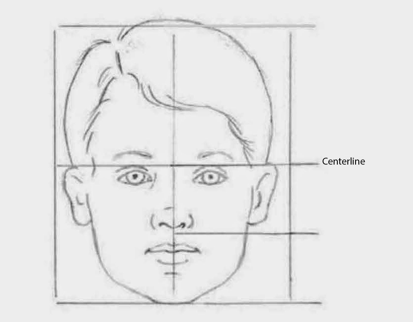 Drawing A Child As A Child Nears Seven Or Eight Years Of