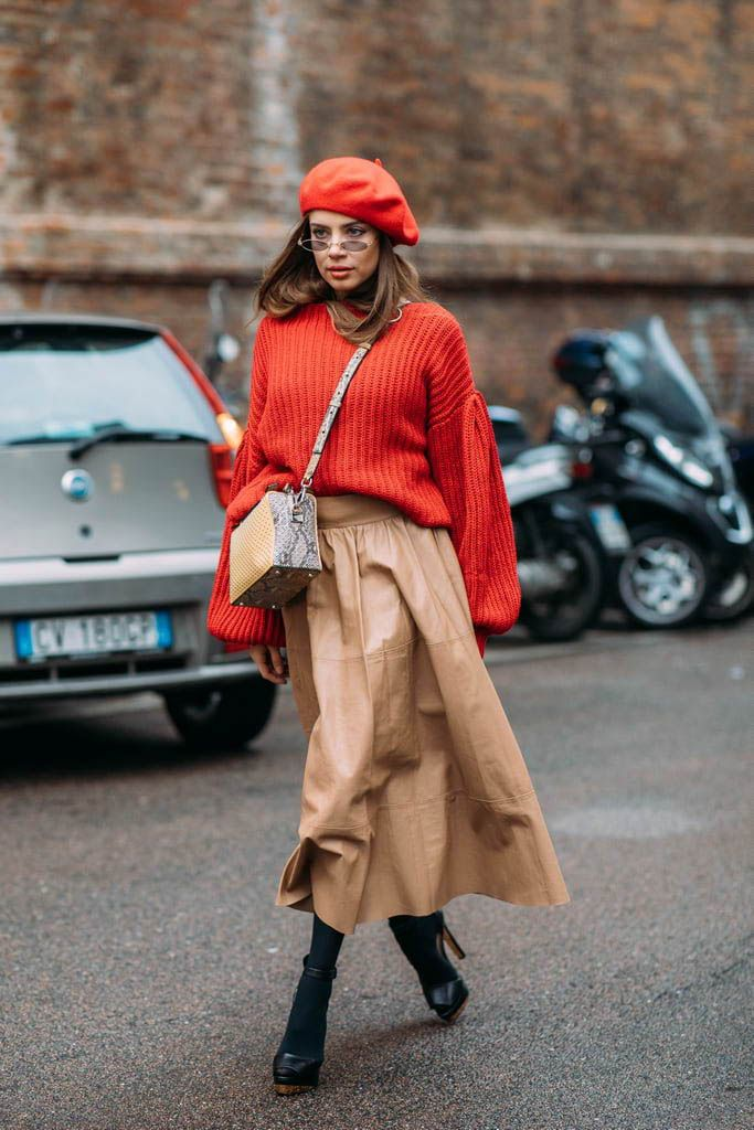 40+ Fall Street Style Outfits to Inspire #trendystreetstyle