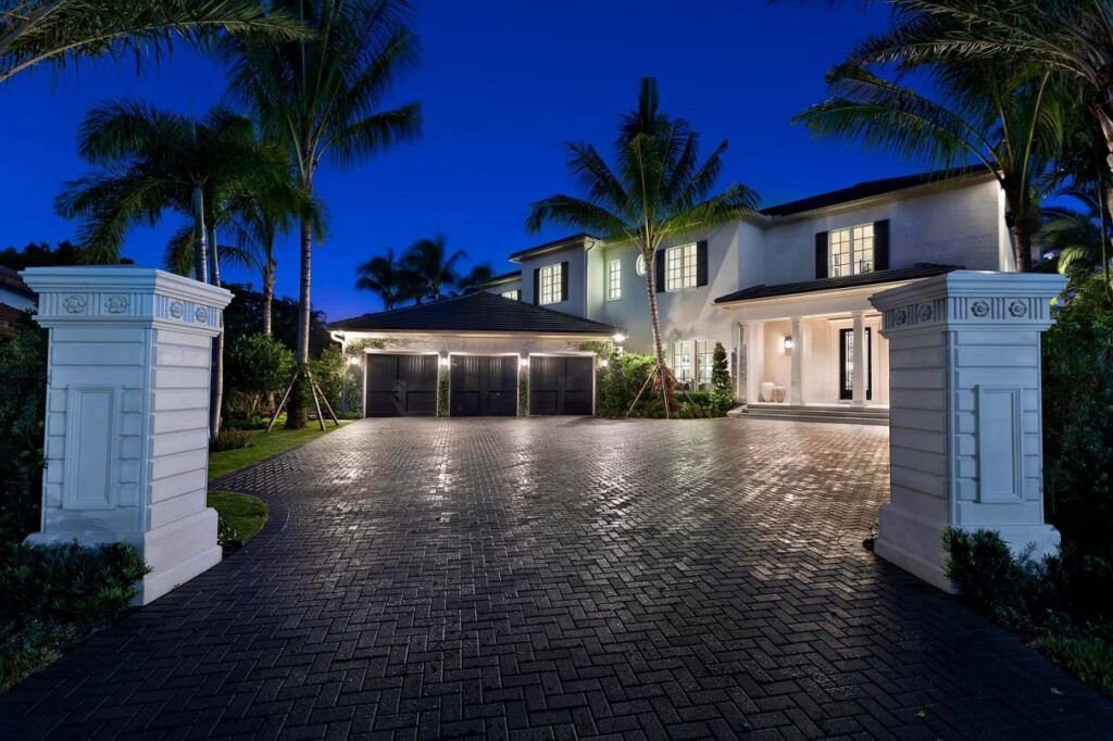 4081 ibis point residence in boca raton with an asking