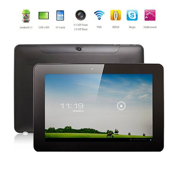latest ips screen ainol novo 10 hero ii quad core 1280x800 rh pinterest com