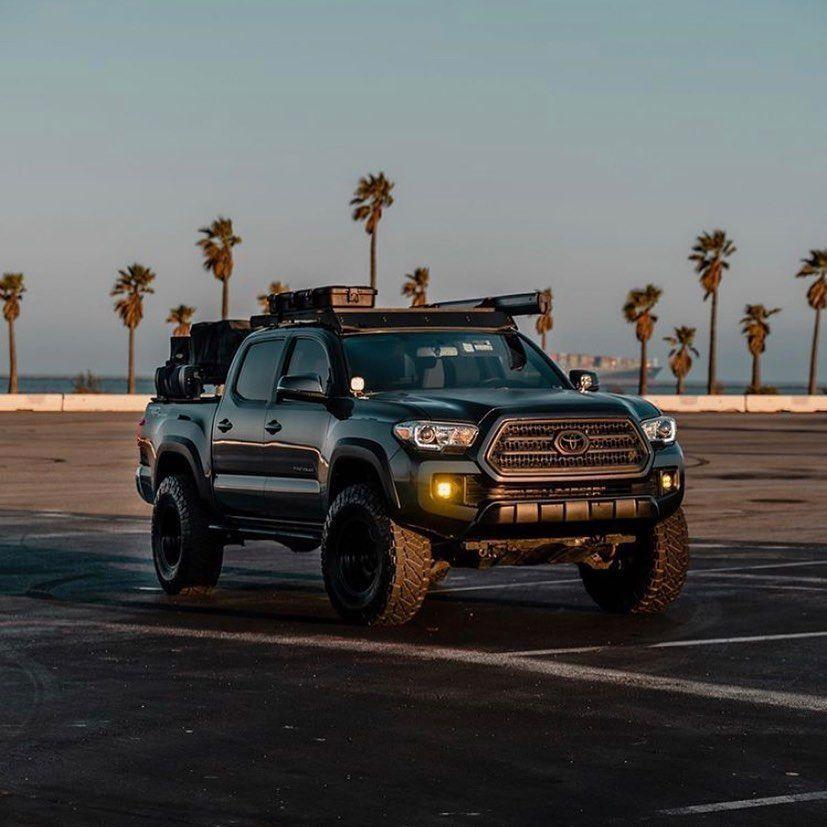 Attention Grabber 2016 Toyota TRD Built For Off
