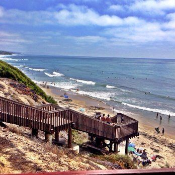 San Elijo State Beach Campgrounds