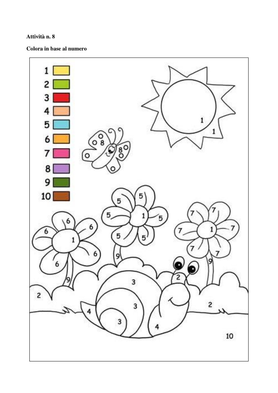 Pin By Nikolett On Sophia Scuola Kindergarten Coloring Pages Activity Sheets For Kids Kindergarten Colors [ 1598 x 1130 Pixel ]