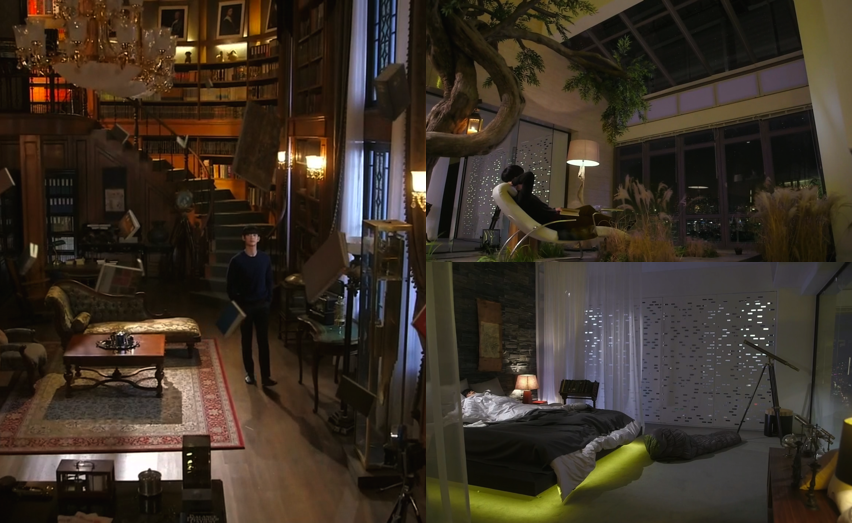 8 K-drama houses that make us want to move to Korea | дом ... on