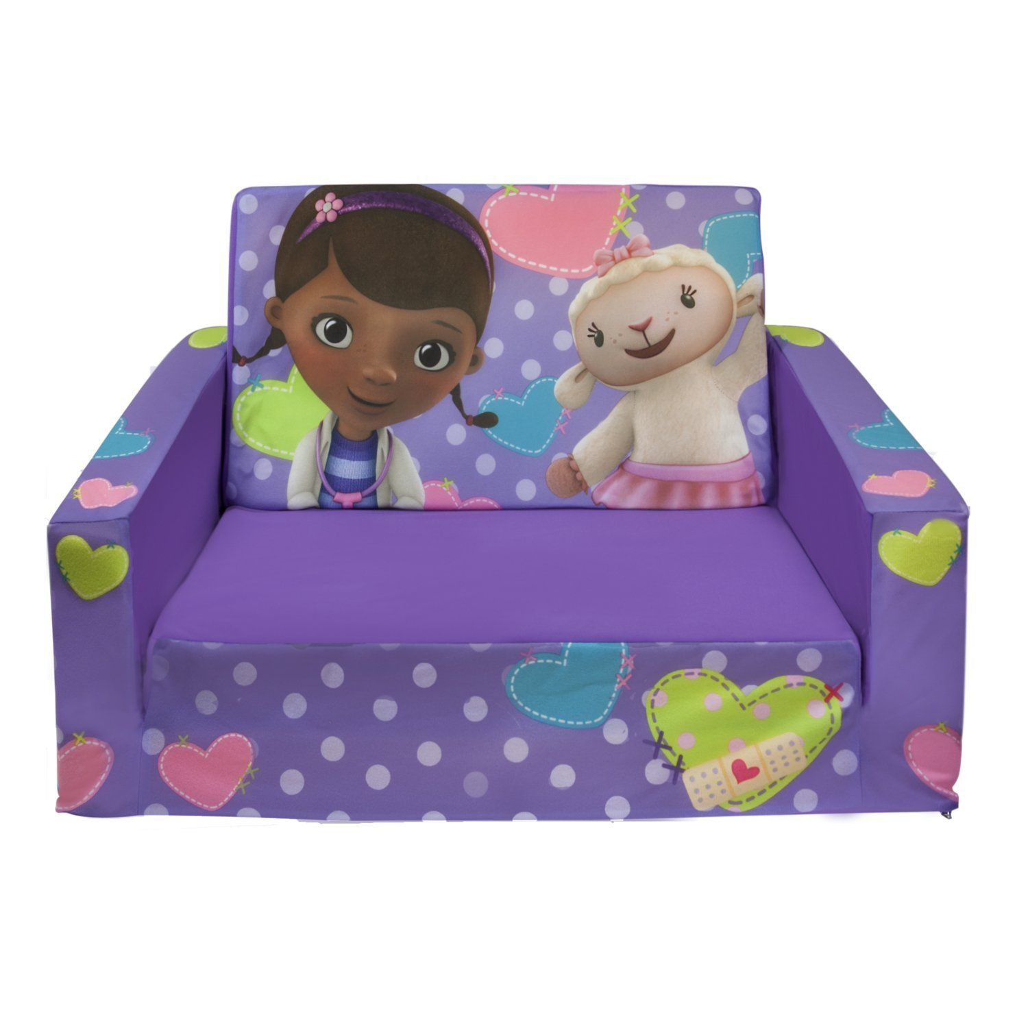 doc mcstuffins bedroom