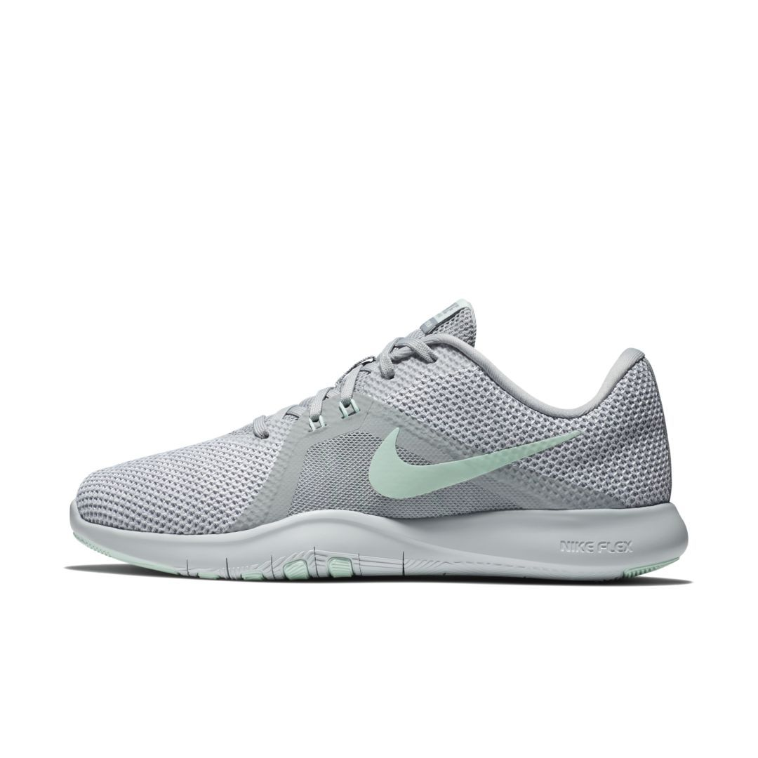 4a896d640c55 Nike Flex Trainer 8 (Wide) Women s Training Shoe Size 6 (Wolf Grey ...