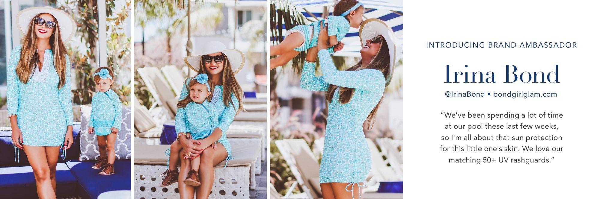 Sun Protective Beachwear Swimwear Cabana Life