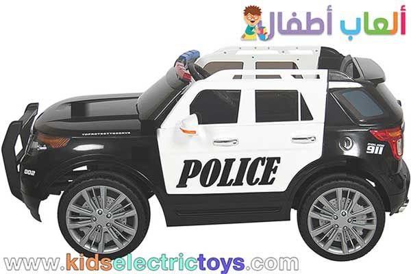 شرطة للأطفال حقيقية Kids Police Police Suv
