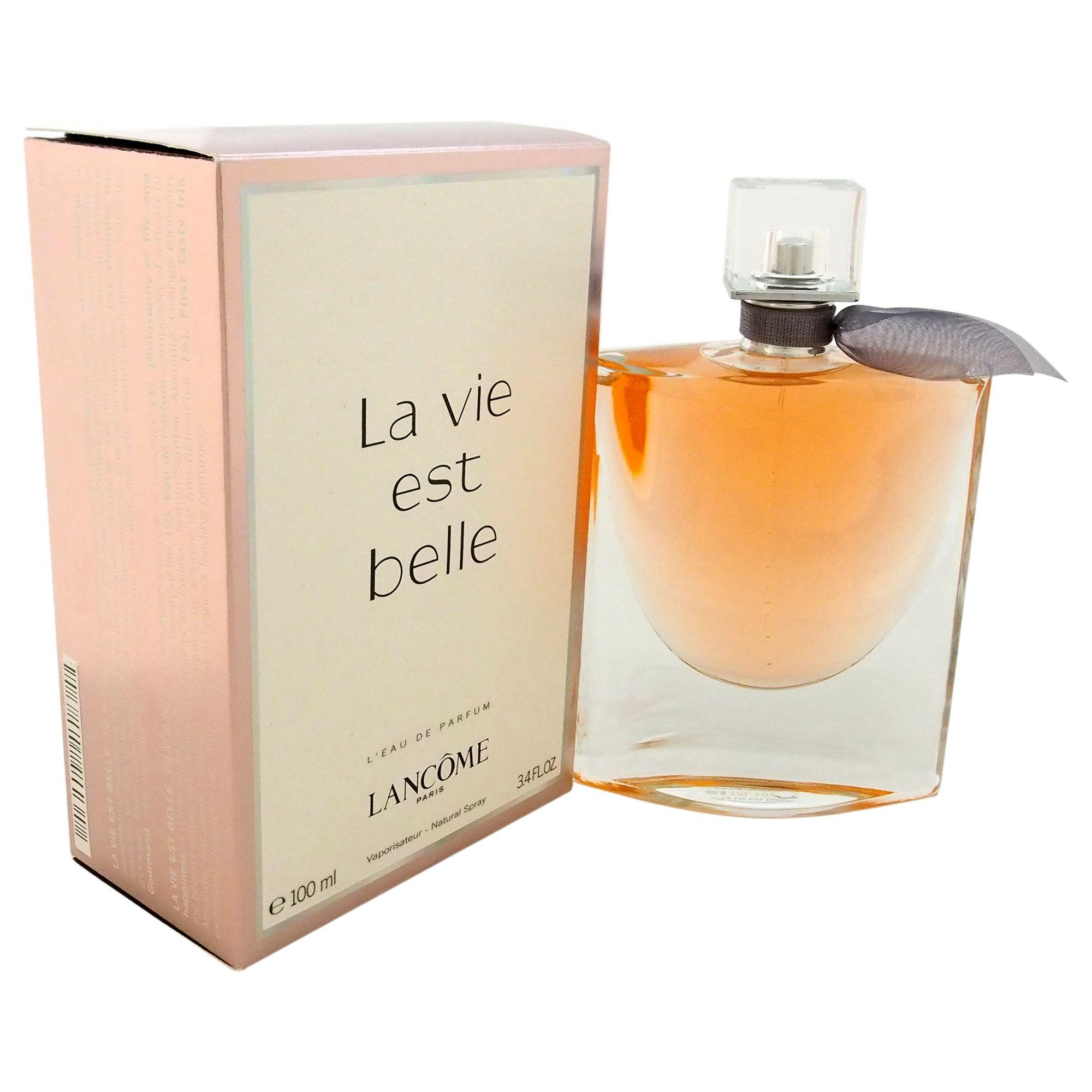 La Vie Est Belle By Lancome For Women 3 4 Oz L Eau De Parfum Spray Eau De Parfum Woody Perfume Perfume