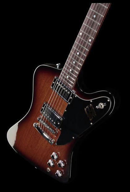 Gibson Firebird Studio HP 2017 VSB | Axes for inspiration