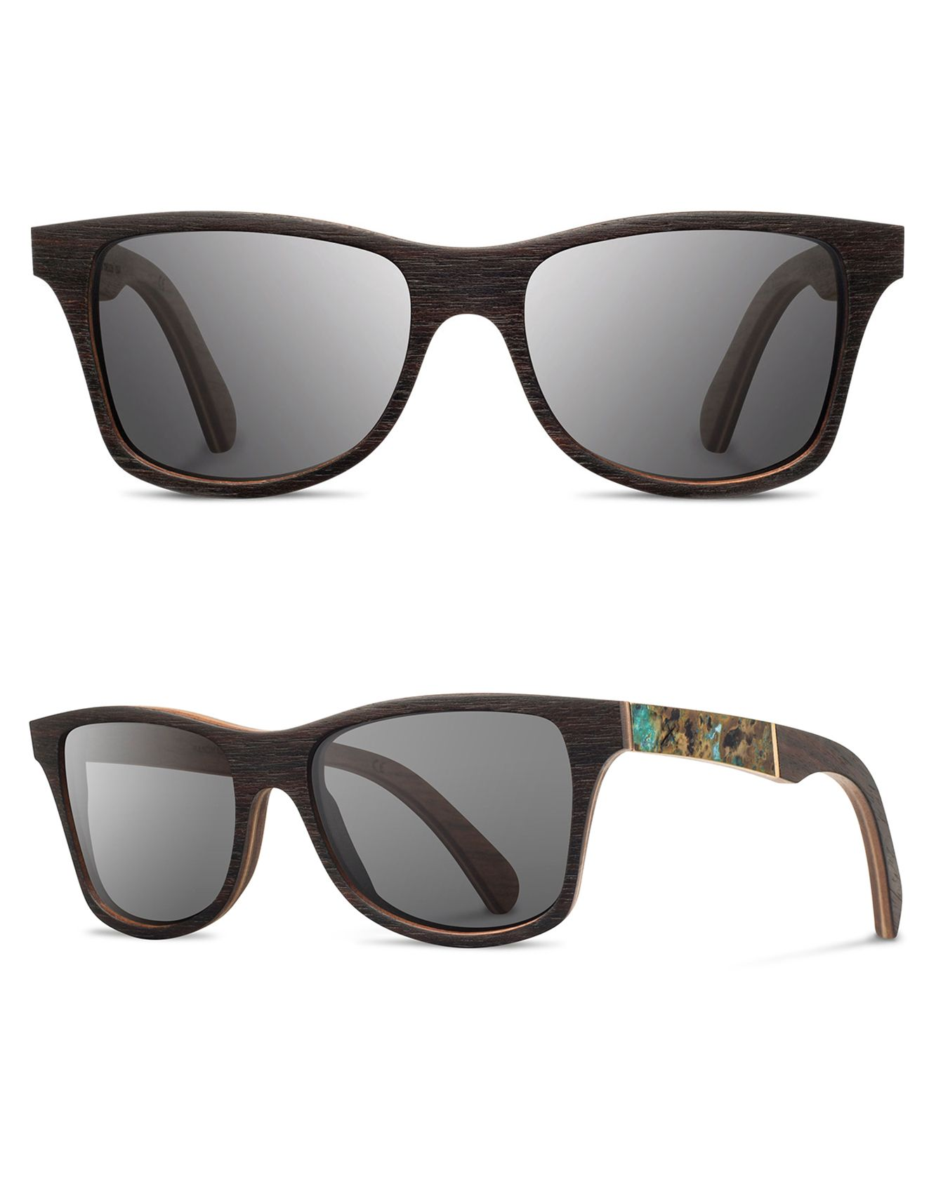 e467d31701 The Canby Select Oxidized by Shwood Eyewear.