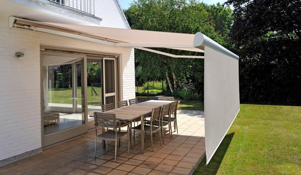 confort et intimit stores banne diruy pinterest intimit terrasses et ext rieur. Black Bedroom Furniture Sets. Home Design Ideas