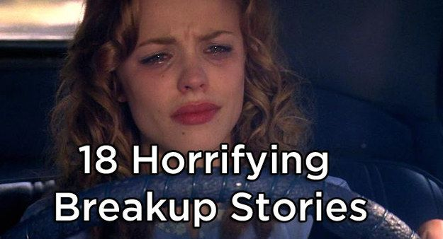 Dating break up stories
