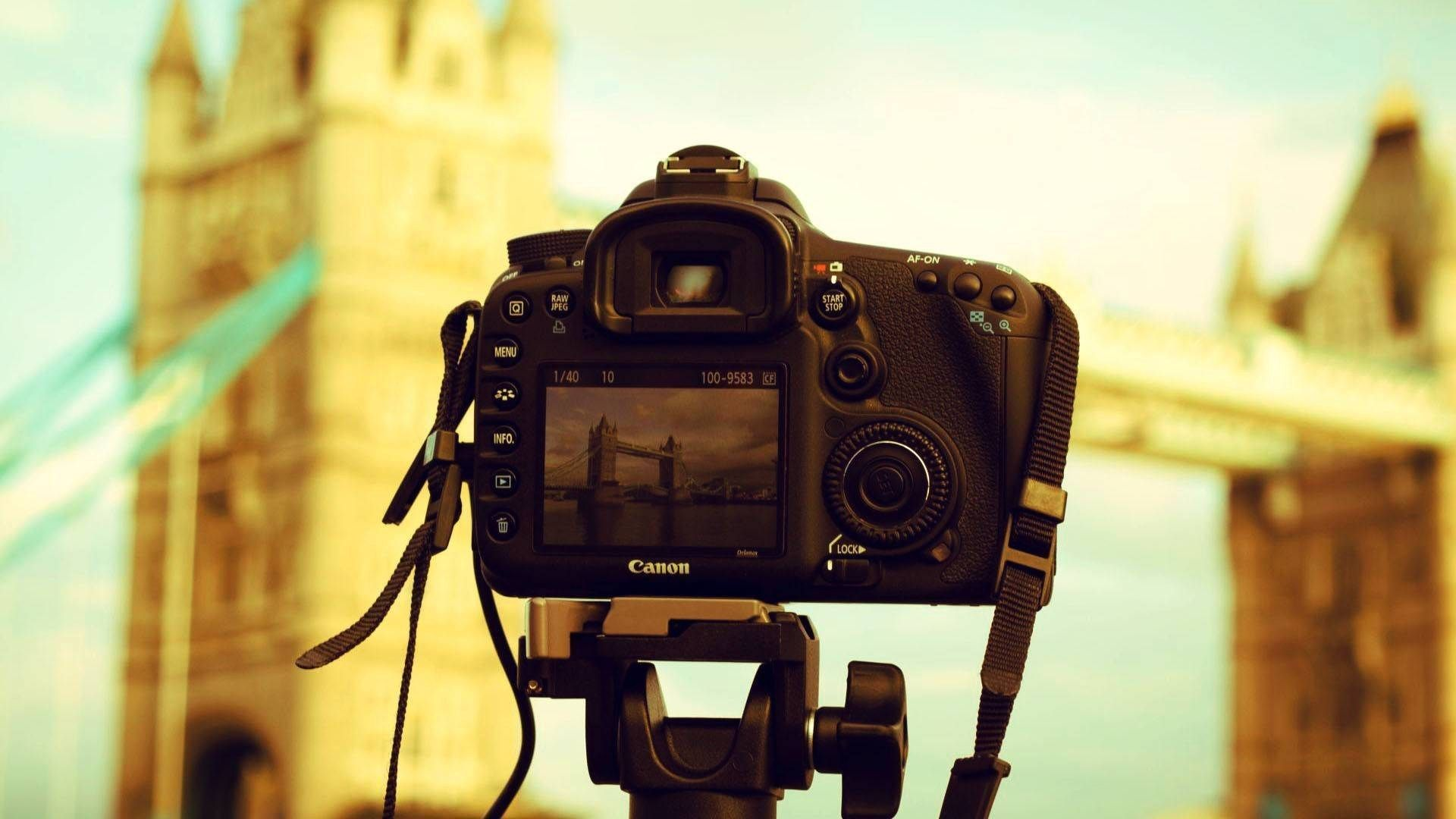 Canon DSLR HD Wallpapers