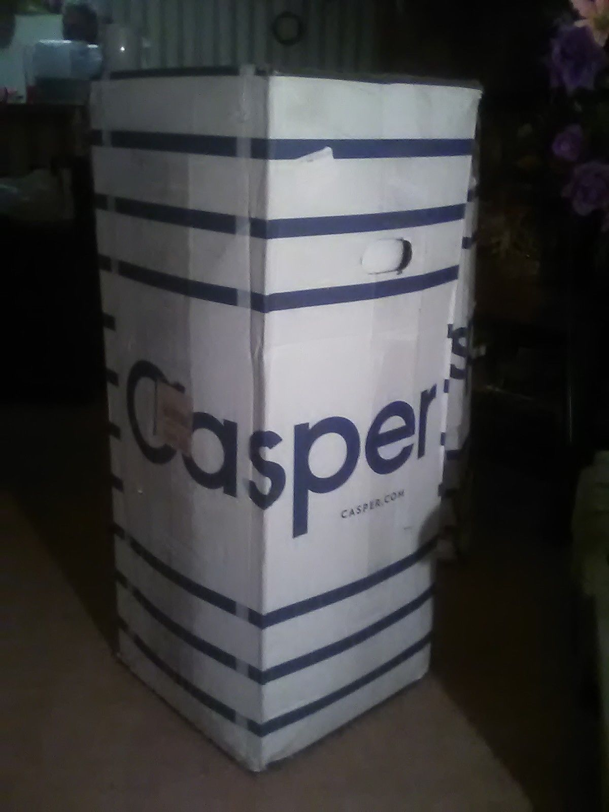 THE CASPER King Size Mattress BRAND NEW in the ORIGINAL FACTORY