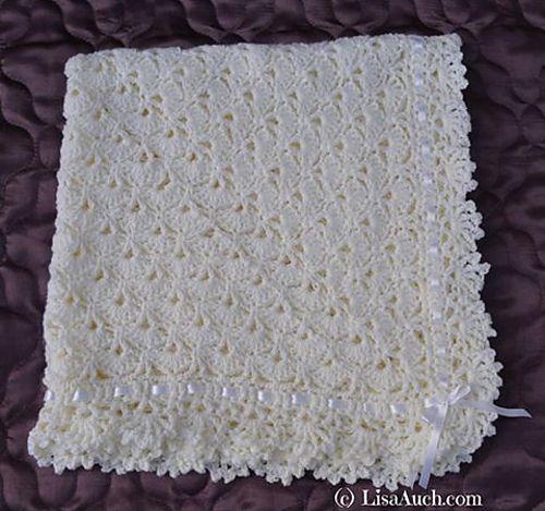 Crochet Pattern For Baby Roller Skates : This blanket elegant and impressive yet is easy to make ...