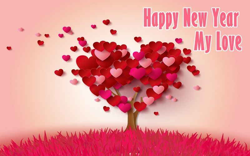 Happy New Year Love Poems from The Heart with Beautiful New Year ...