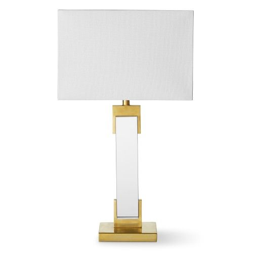 Linked Crystal Accent Table Lamp Brass Williams Sonoma In 2021 Lamp Table Lamp Classic Table Lamp