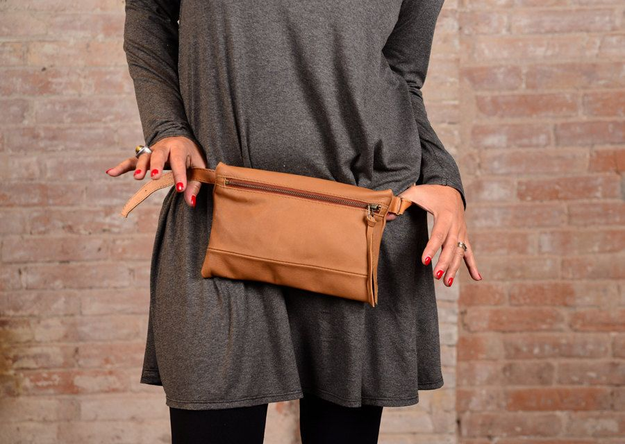 129e574b06d4 awesome Модные женские сумки на пояс — Трендовые новинки 2018 Waist Purse,  Leather Belt Buckle
