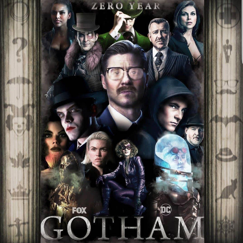 Gotham Fernsehserie