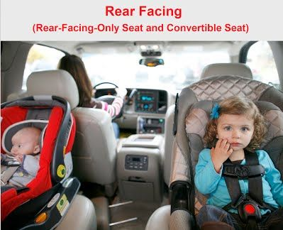 rear facing child seat laws. Black Bedroom Furniture Sets. Home Design Ideas