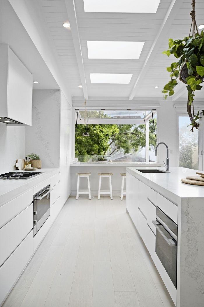 1001 + Variantes De La Cuisine Avec îlot Central Moderne