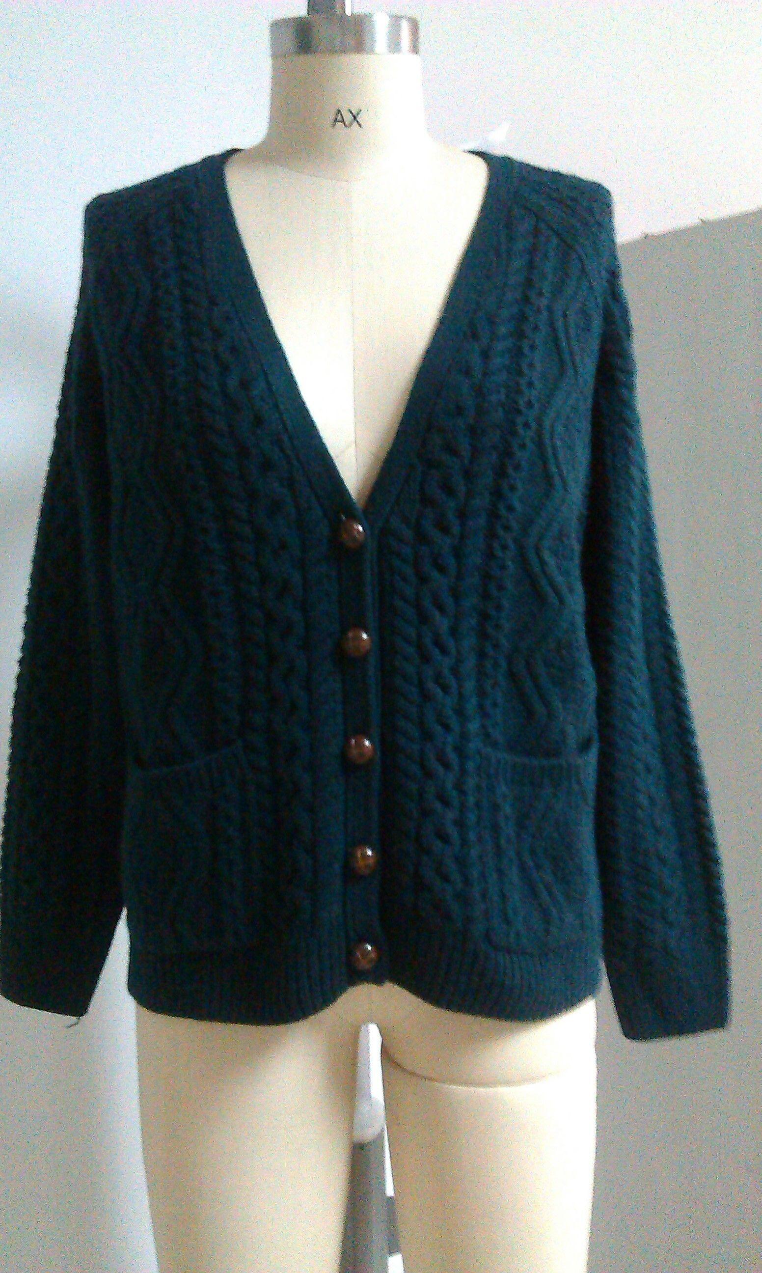 sweaters factory black women cardigan | Woolen Sweater Cashmere ...