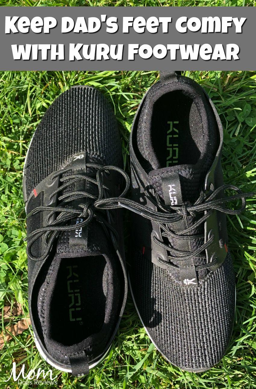 Keep Dad's Feet Comfy with KURU Footwear SuperDadGifts19