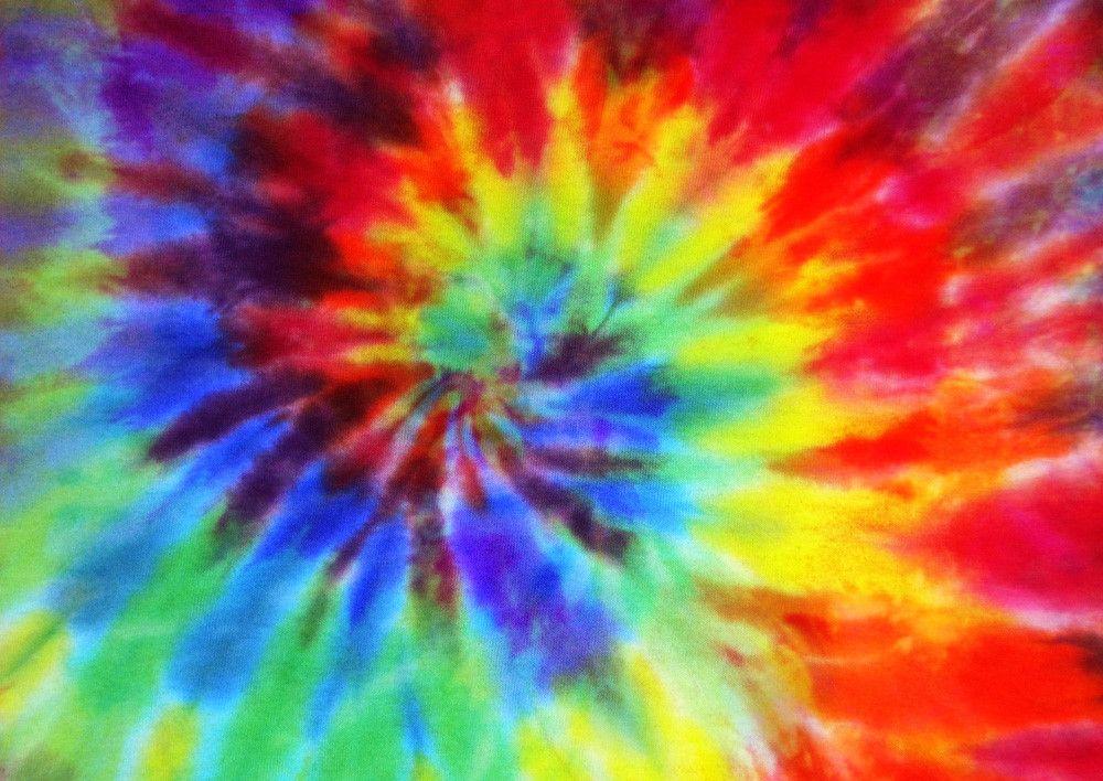 Seamless Tie Dye Pattern Of Indigo Color 14