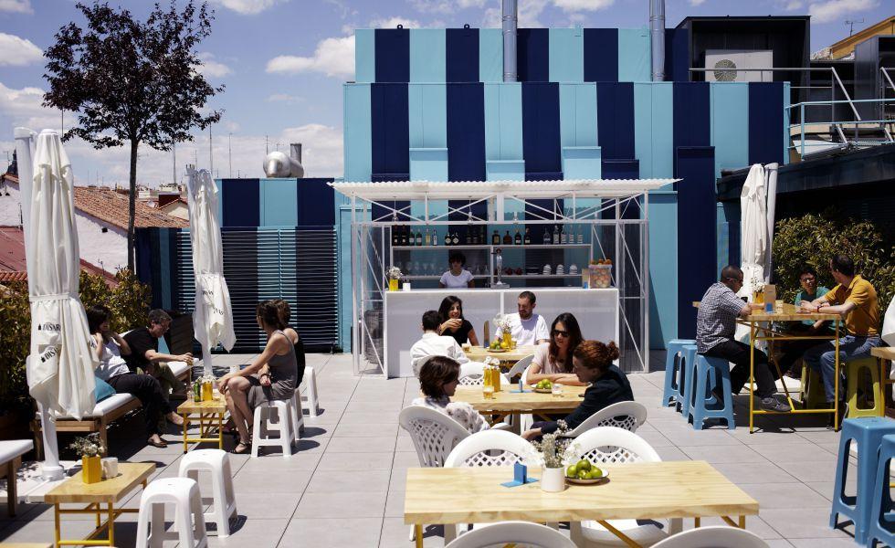 Las 25 Mejores Terrazas De Madrid Casas Destinos Viagens