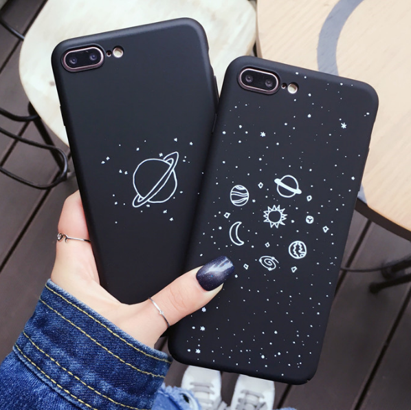 Black Planets Galaxy Iphone Cover An Iphone Case Iphone Case Iphone 6 6s Iphone 6 6s Plus Iph Custodie Per Cellulari Custodie Per Iphone Cover Cellulare