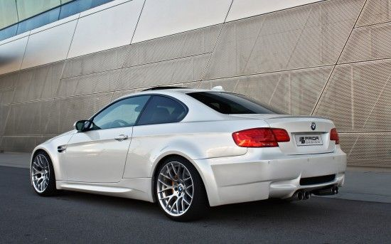 Prior Design Bmw E92 And E93 M3 Style Wide Body Kit 2 With