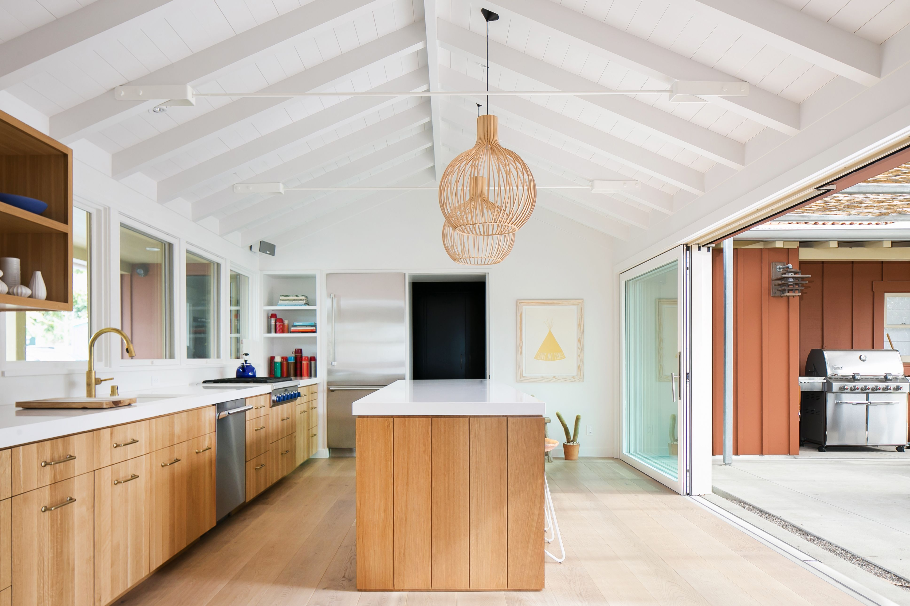 Photo 6 Of 18 In A 1950s California Ranch House Gets A Ranch House Remodel Ranch House Ranch Style Homes
